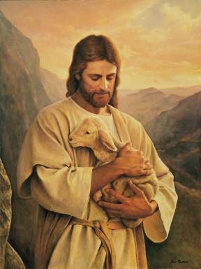 lds-clipart-jesus-with-lamb-10